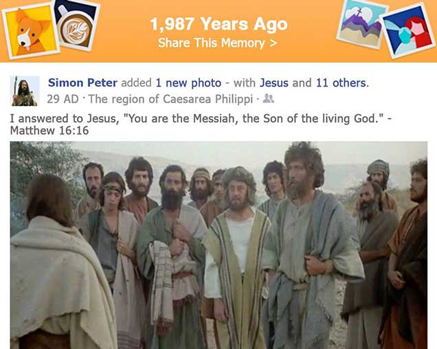 Bible Memories: Son Of God