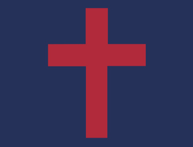Christian Flag One Body Tn