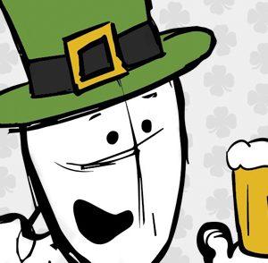 Sketchy Christian: St. Patricks Day