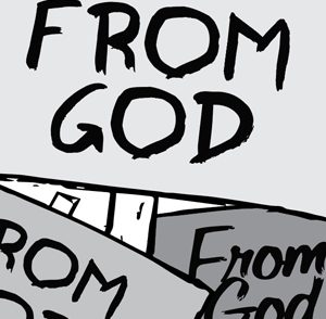 Sketchy Christian: A Sign From God